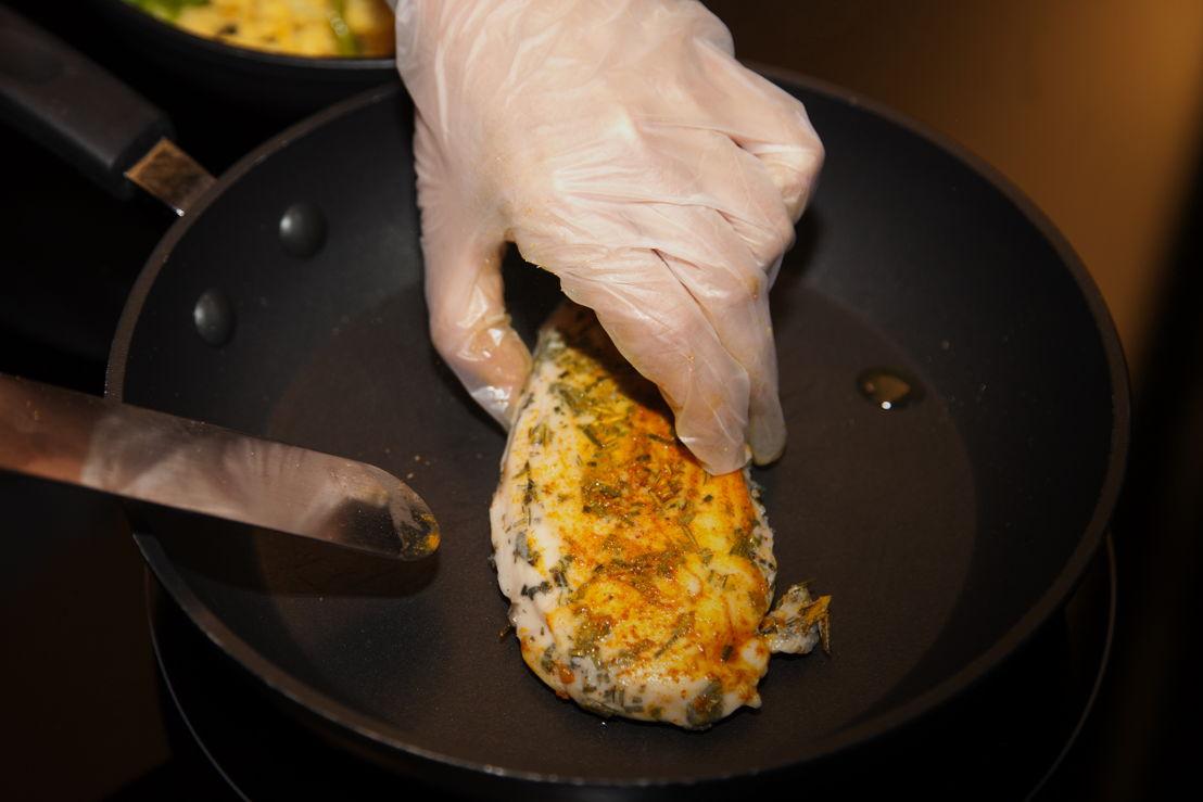 Petto di pollo_preparazione