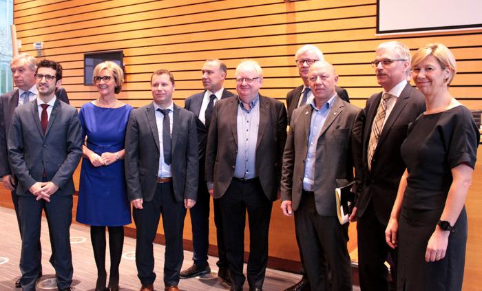 Nieuwe Vlaams-Brabantse burgemeesters leggen eed af