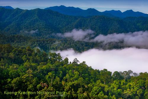 Thailand krijgt er een nieuwe werelderfgoedsite bij