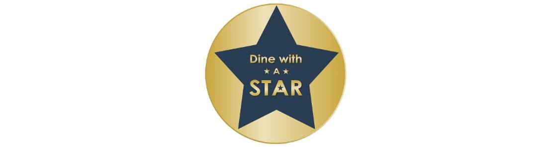 """Communiqué de presse - """"Dine with a star"""""""