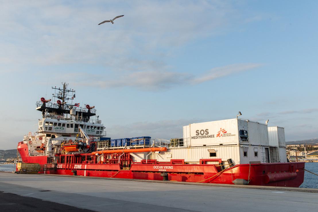 Luchar contra la COVID-19 no es excusa para dar la espalda a la tragedia en el mar Mediterráneo