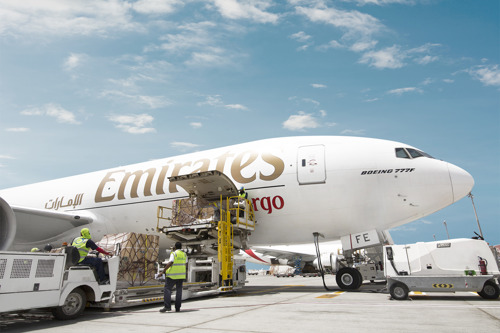 Emirates SkyCargo launches new Hong Kong-Delhi freighter service