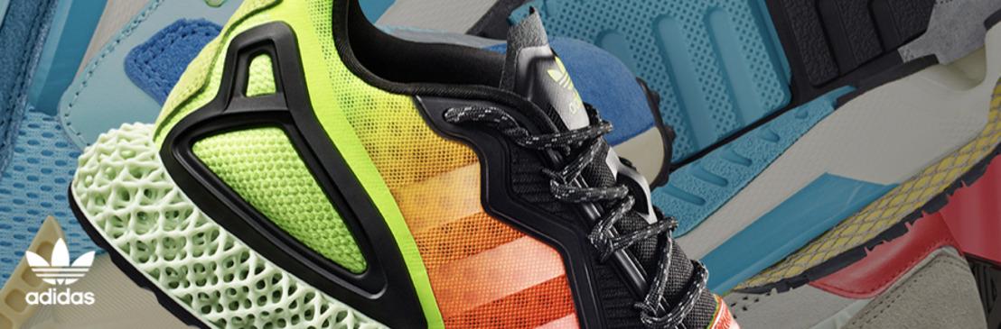 adidas Originals presenta ZX 4D