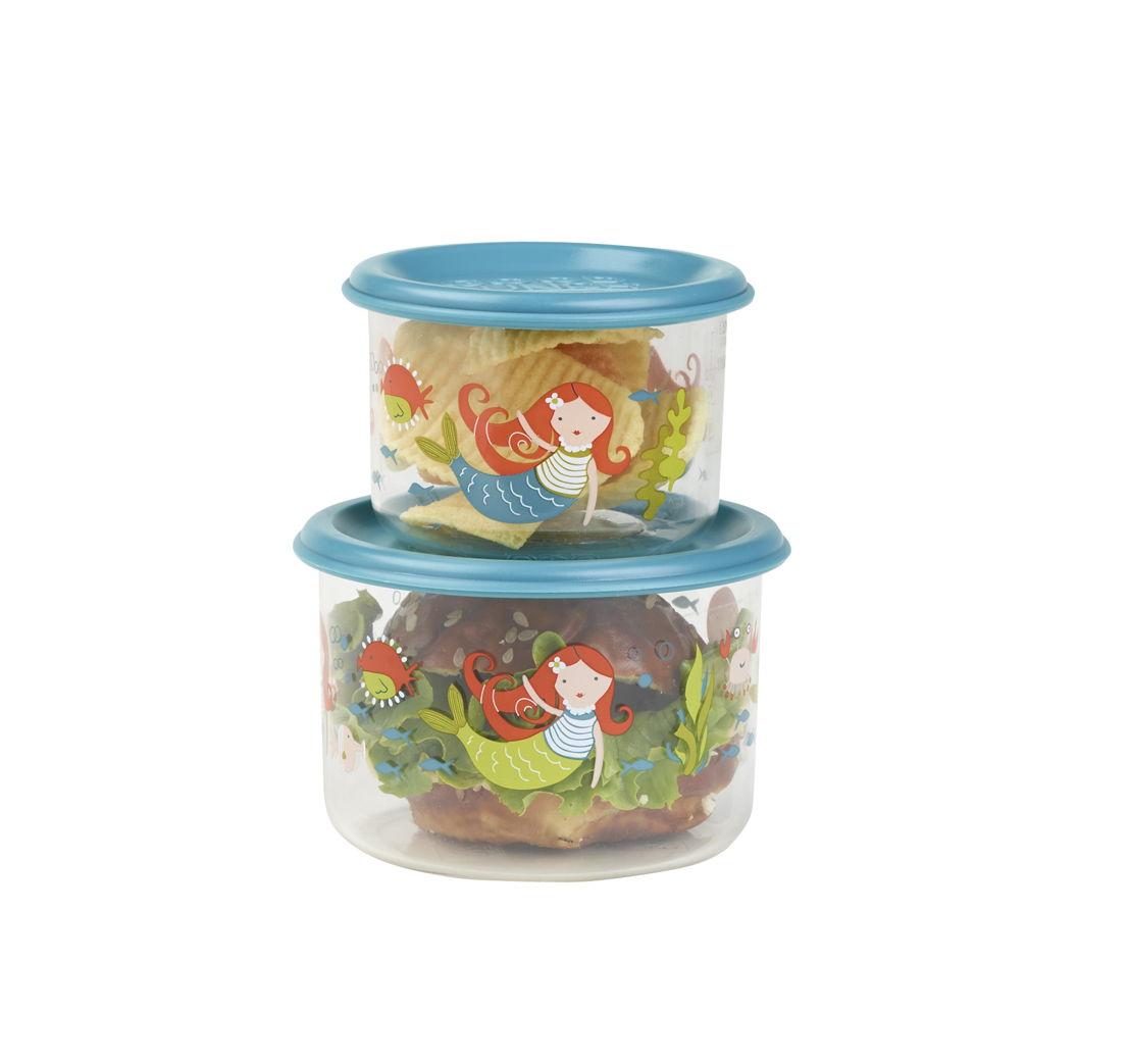 SugarBooger set 2 snack doosjes - €11,95