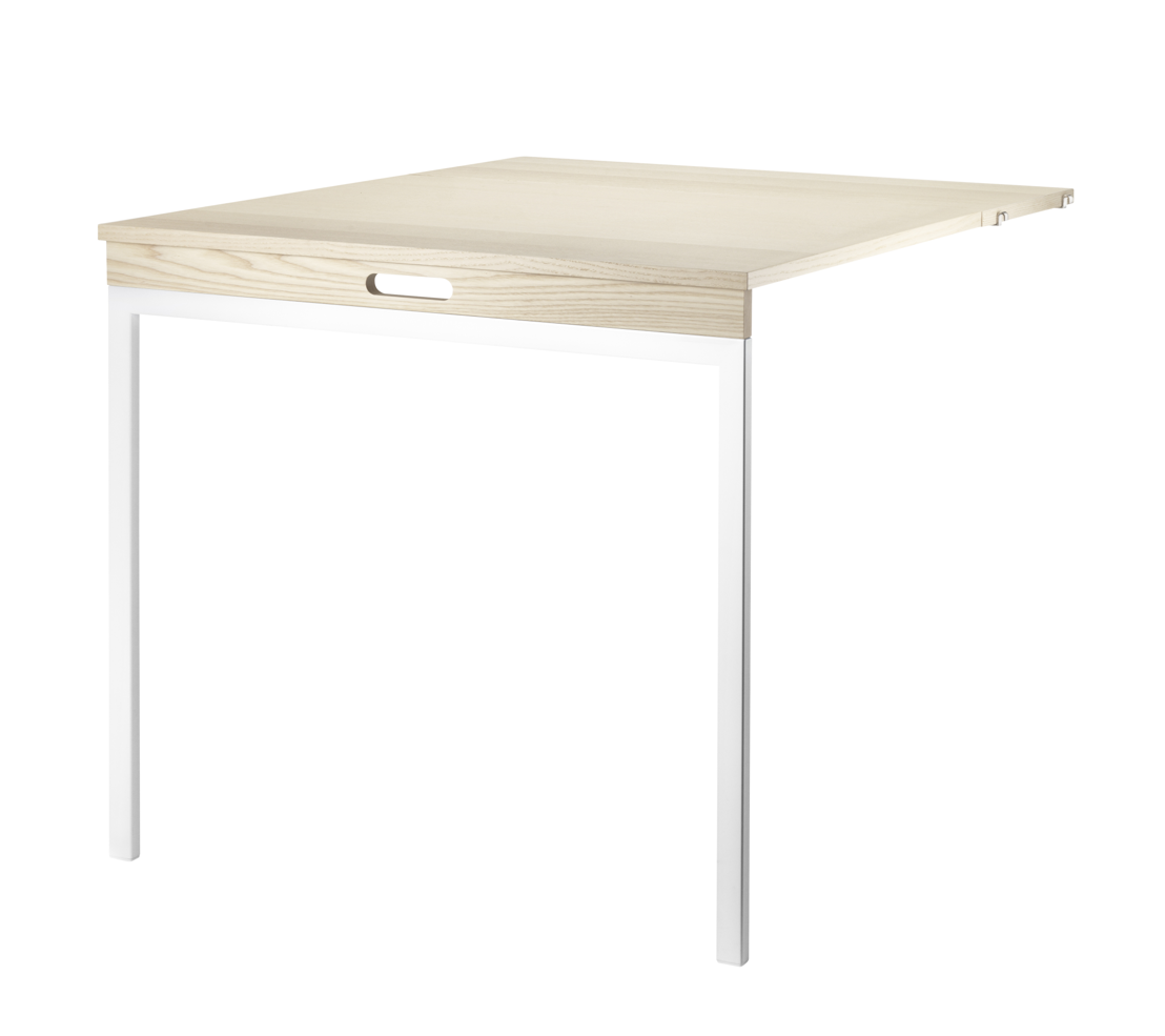 String folding table ash