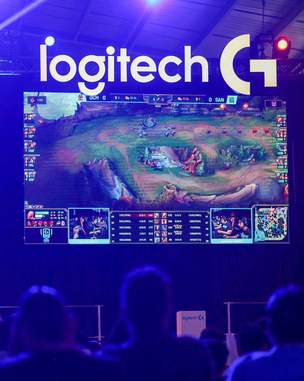 Los mejores gamers de América Latina hicieron vibrar la Ciudad de México en la final del Logitech G Challenge