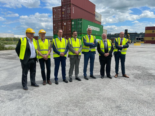 Les ports d'Anvers et de Liège renforcent leur collaboration grâce à la signature d'un nouvel accord de coopération.