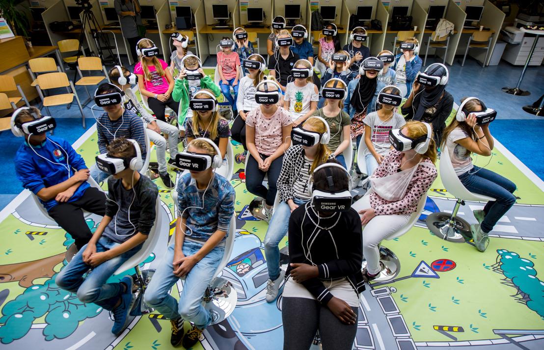 Samsung en Veilig Verkeer Nederland lanceren 'Beat the Street'