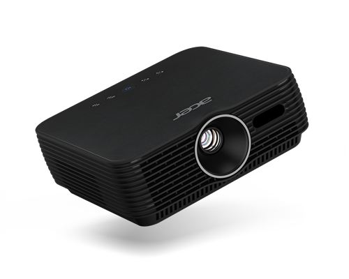 Acer Announces B250i Portable LED Projector with Studio Sound