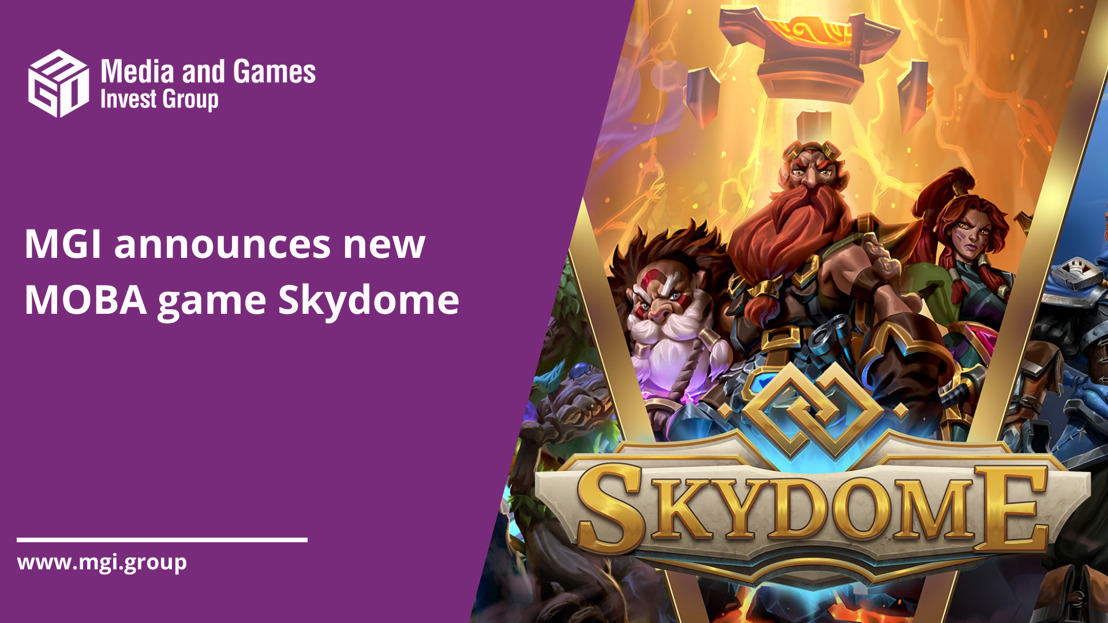 Champions and Towers – Our games unit gamigo announces Skydome!