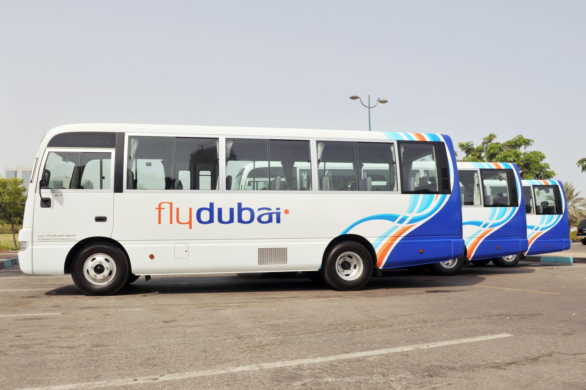 flydubai connects with the capital