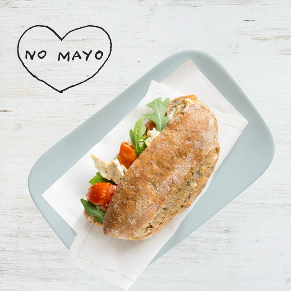 Pollo Dragone Sandwich - Buy-On-Board