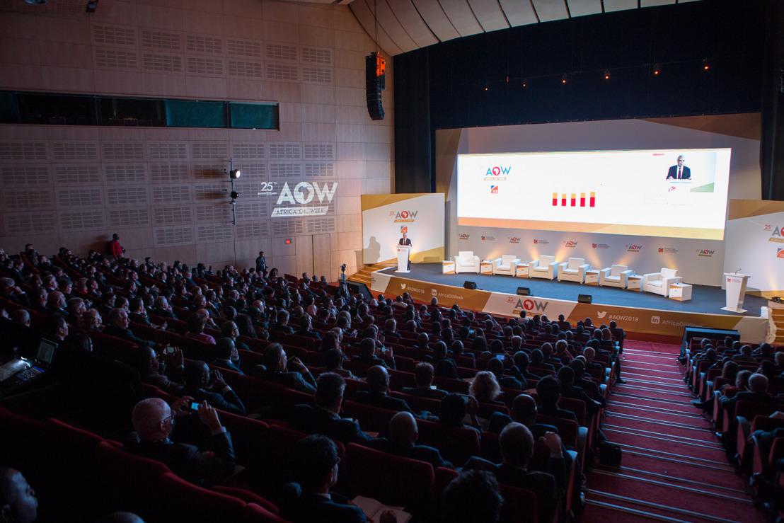 Africa Oil Week 2018 réunit les décideurs majeurs pour façonner le futur du secteur pétrolier et gazier d'Afrique.