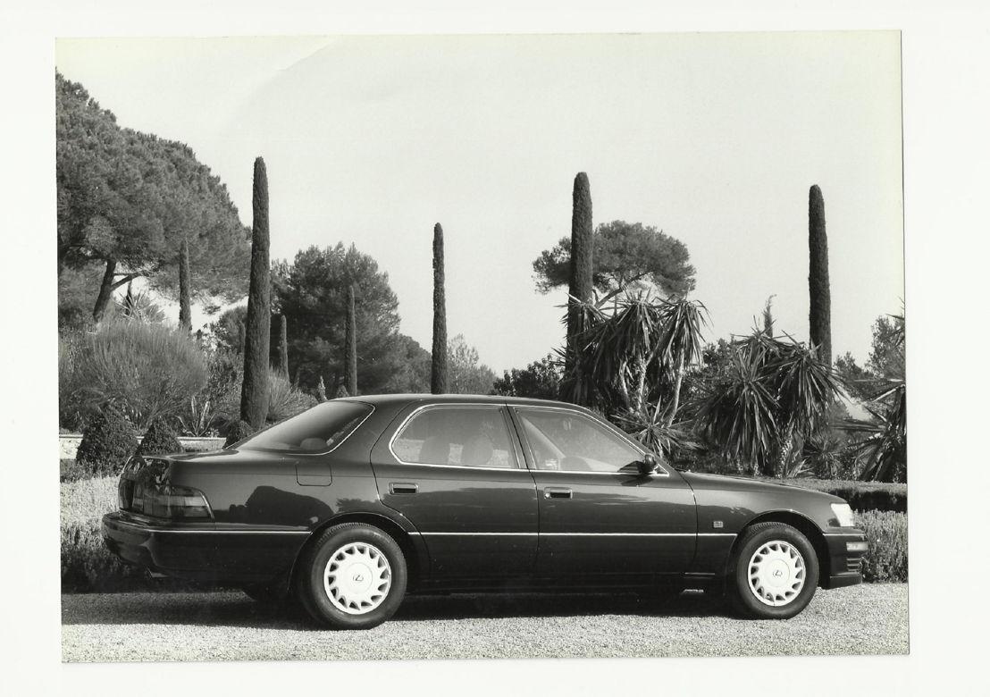Lexus LS 400 1991