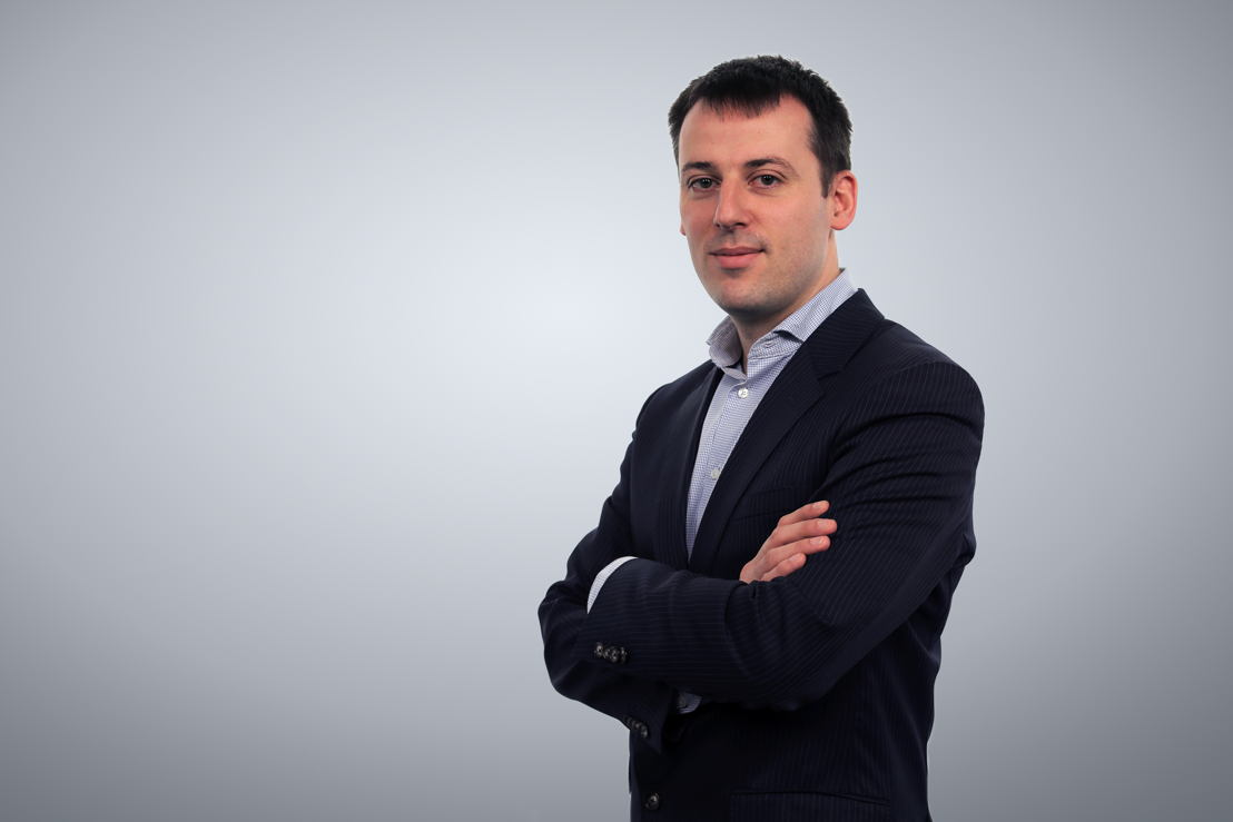 Le CFO d'Emakina, Frédéric Desonnay