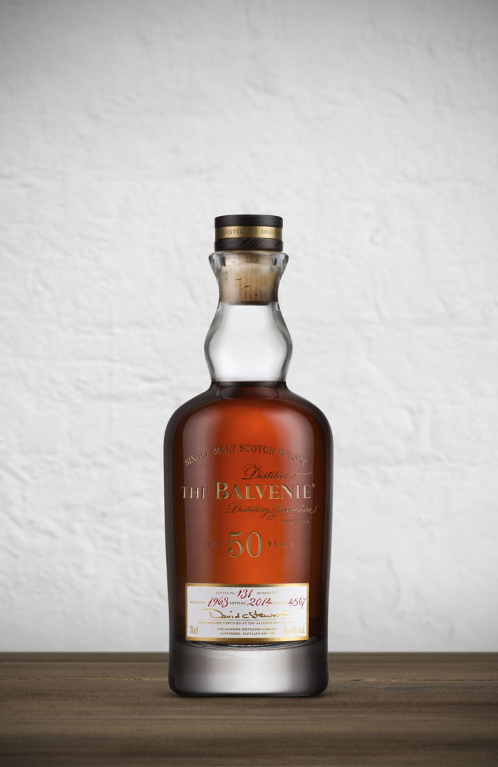 The Balvenie Fifty: <br/><br/>Credit: The Balvenie