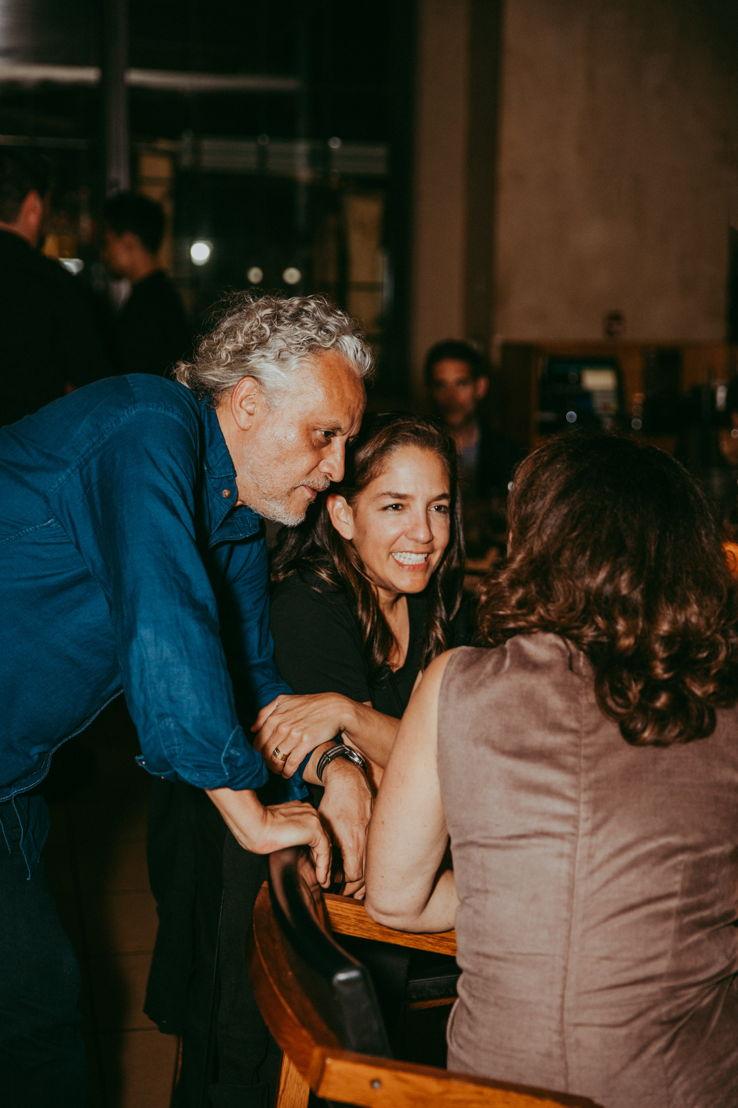 Gabriel Orozco y Bertha González Nieves