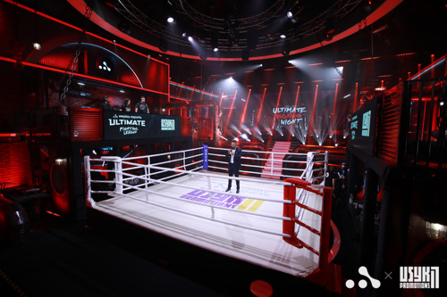 The Ultimate Boxing Night has erased the line between sports and esports