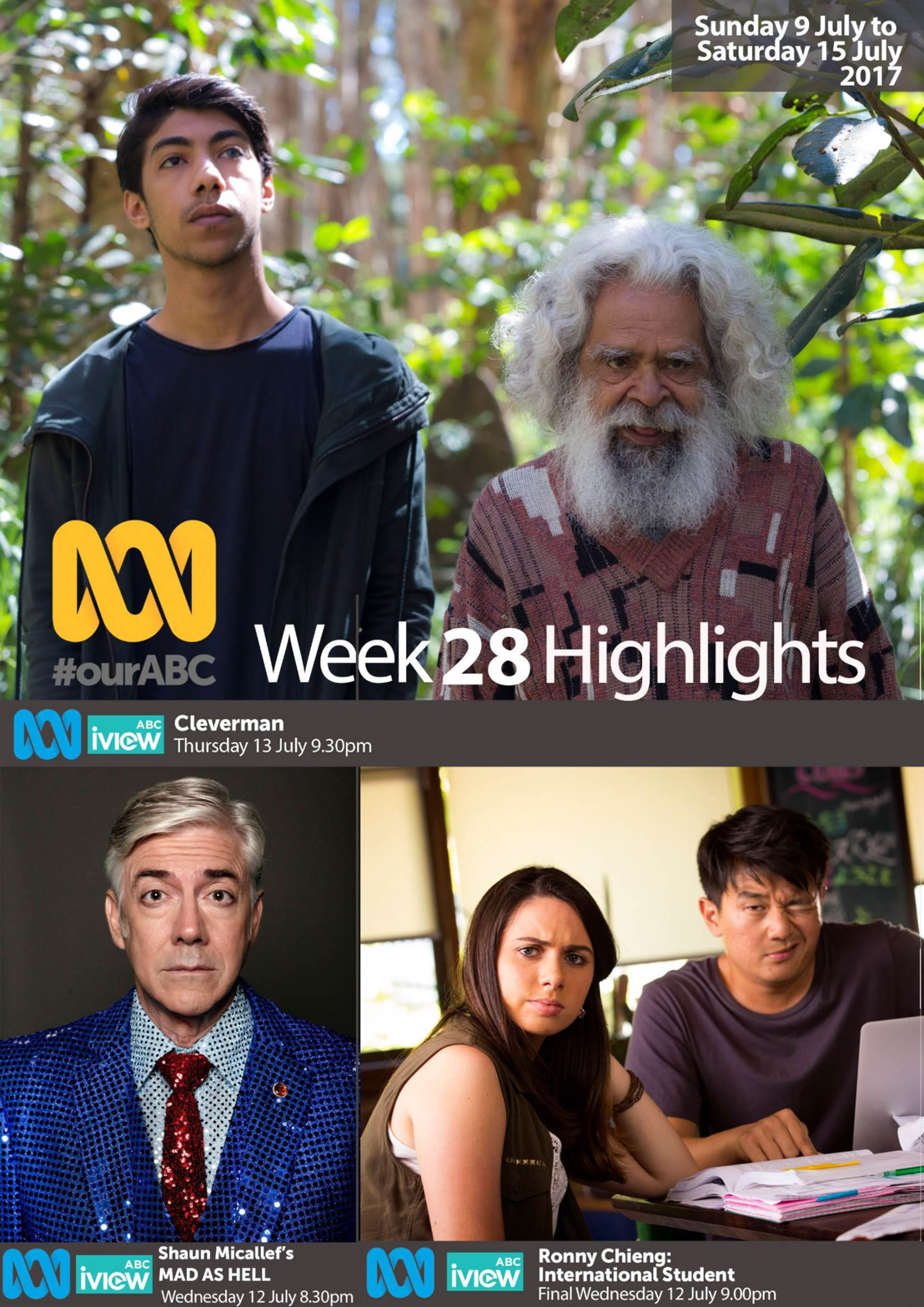 ABC Program Highlights - Week 28