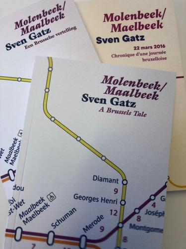 Sven Gatz uncovers the soul of Brussels: Molenbeek/Maalbeek: A Brussels Tale