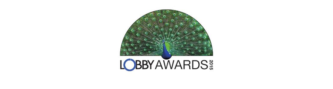 SAVE THE DATE - Divulgation du palmarès des LOBBY AWARDS 2016 le  mardi 13 décembre 2016