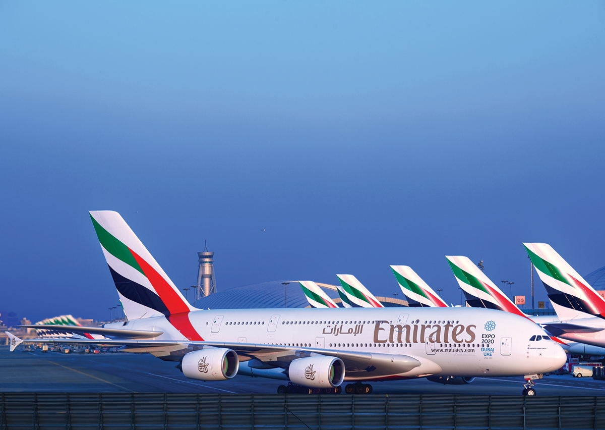 Emirates orders 36 A380s worth US$ 16 billion 2