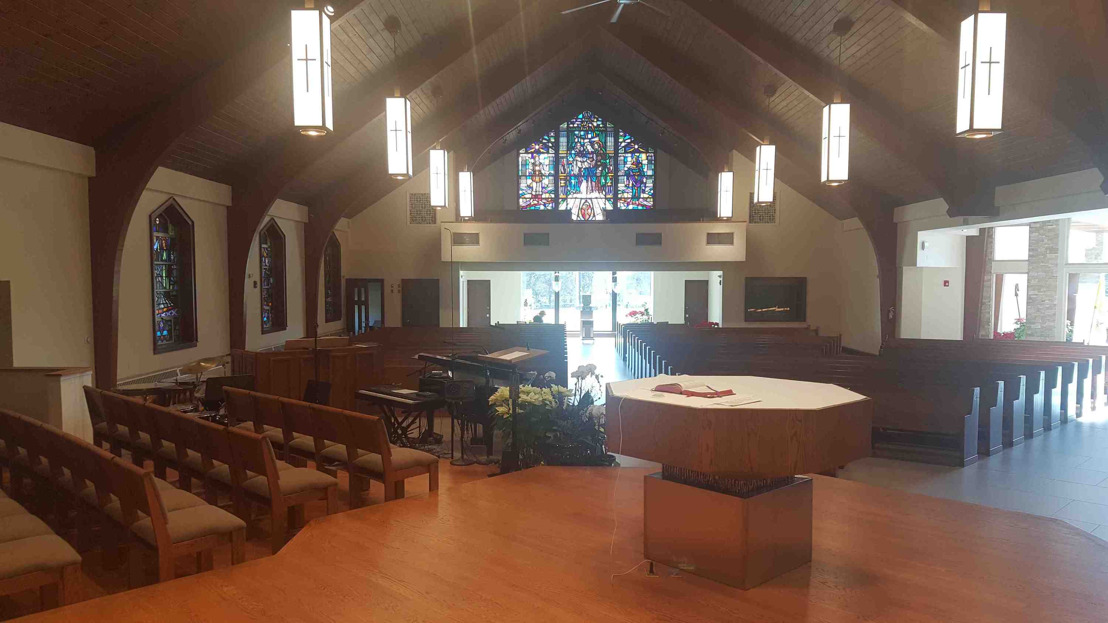 Church of the Presentation Relies on Powersoft to Overcome Acoustical Obstacles