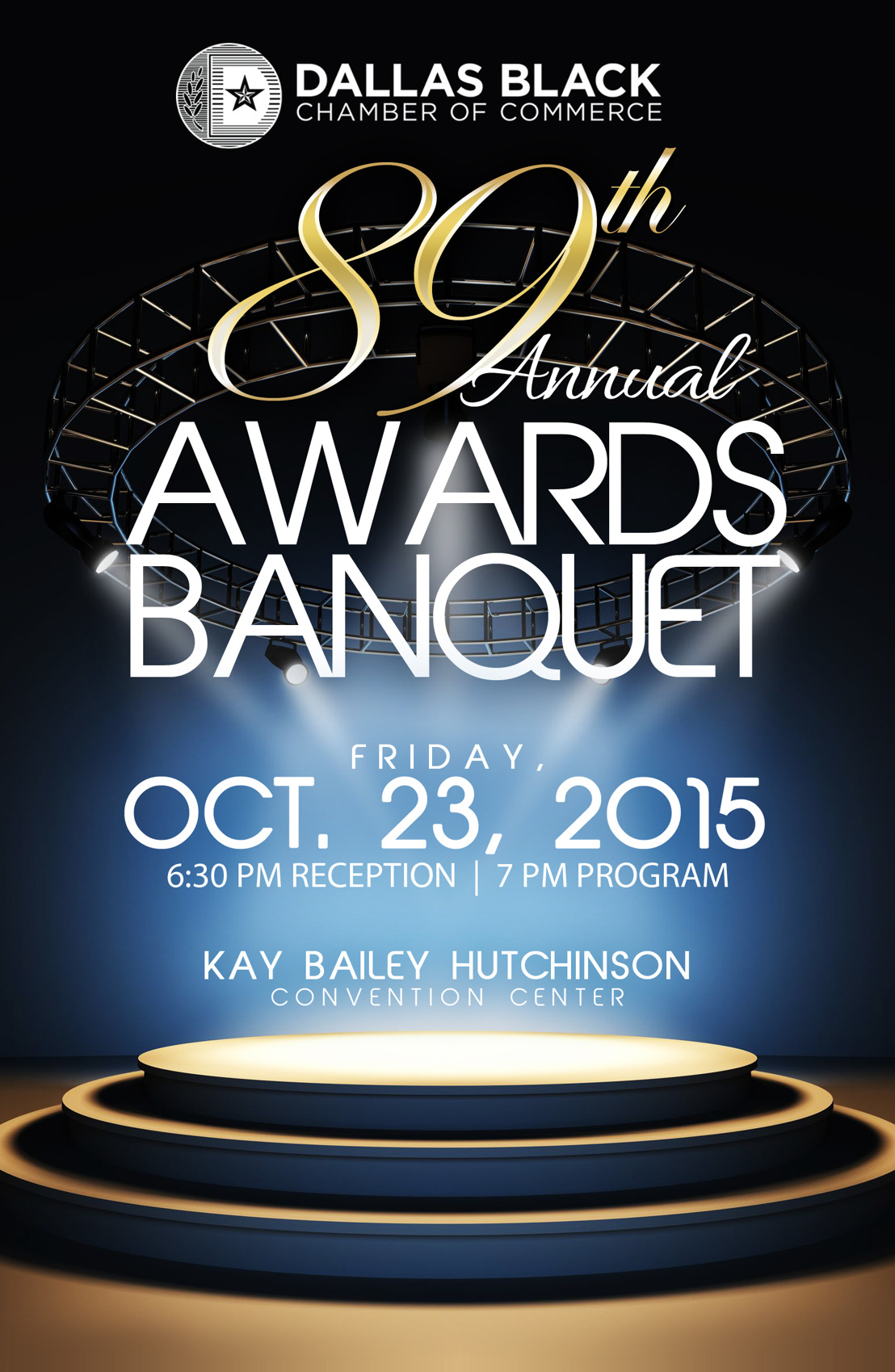 Dallas Black Chamber of Commerce Host the 89th Annual Awards Banquet