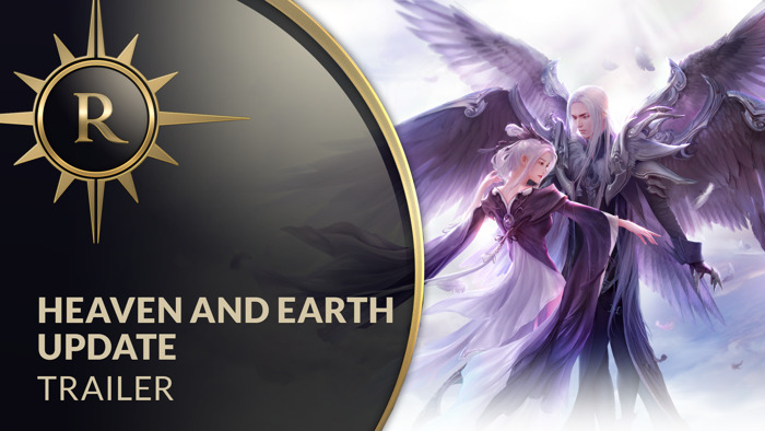 REVELATION ONLINE RELEASES HEAVEN AND EARTH