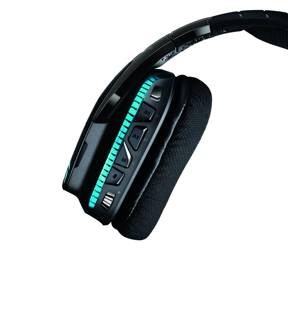 Logitech® G933 Artemis Spectrum