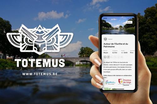 24.000 visiteurs ont (re)découvert le patrimoine liégeois grâce à l'application Totemus