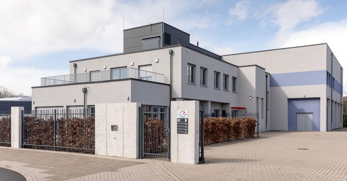 Das 2017 eröffnete Tonstudio Tessmar befindet sich in einem Gewerbegebiet im Norden Hannovers