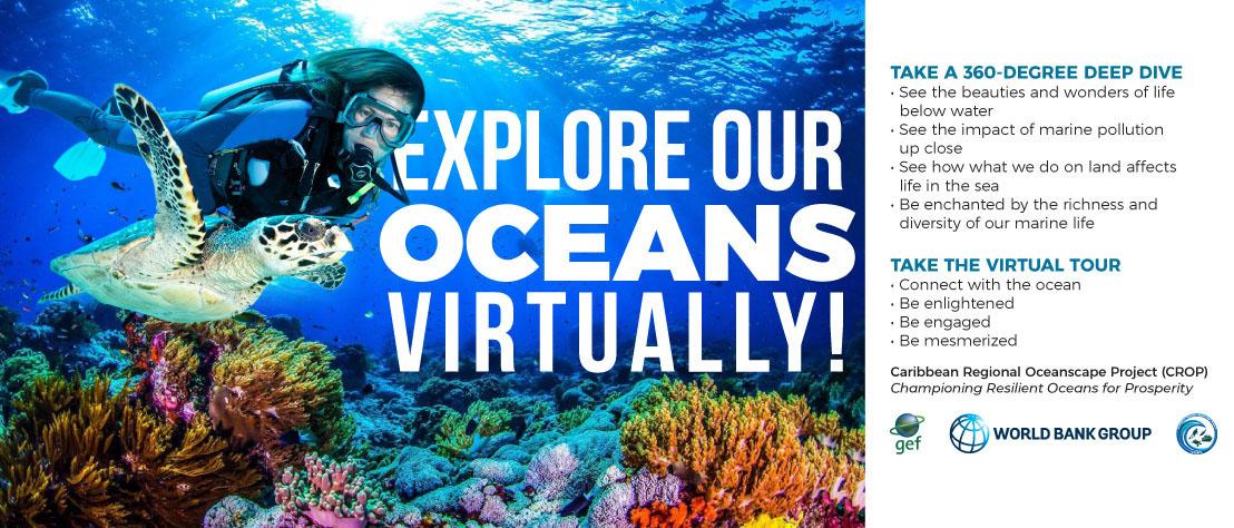 Exploring Our Oceans Virtually
