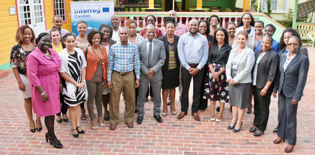 Successful Interreg Caraïbes Stakeholder Meeting held in Saint Lucia
