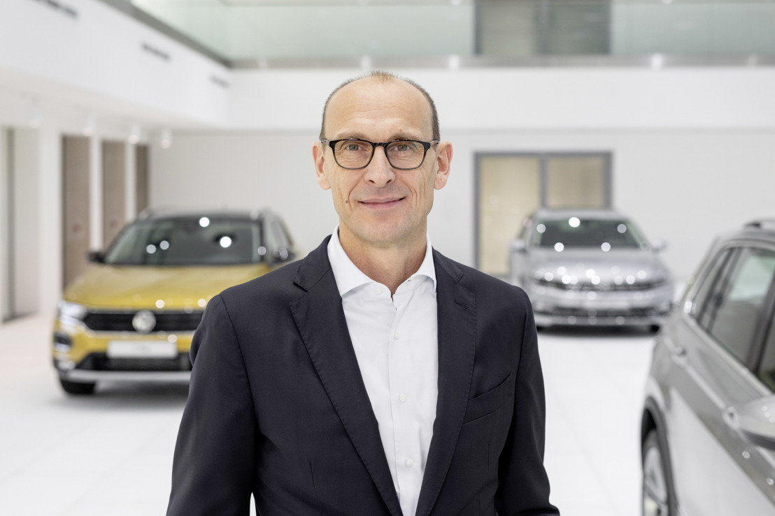 Ralf Brandstätter to lead Volkswagen core brand in future