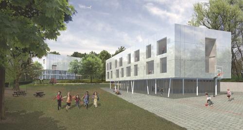 VGC-college investeert verder in scholenbouw