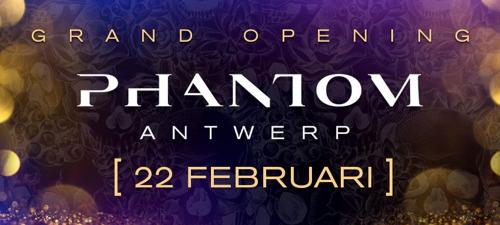 Nieuwe nachtclub 'Phantom Antwerp' strijkt neer in havenwijk