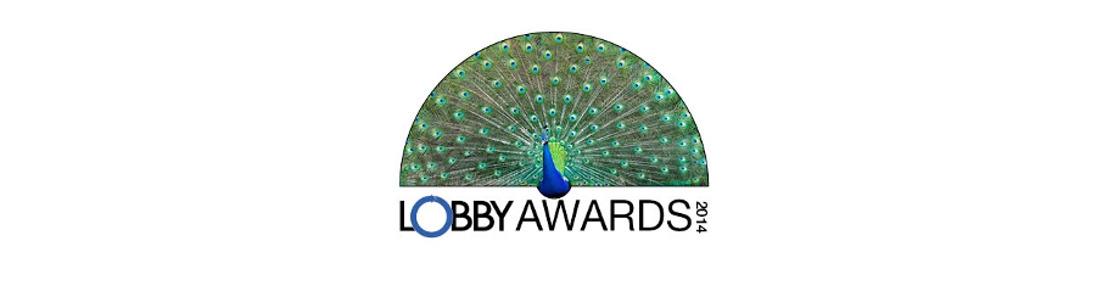 Lobby Awards 2014 : Leadership, Communication & Société.