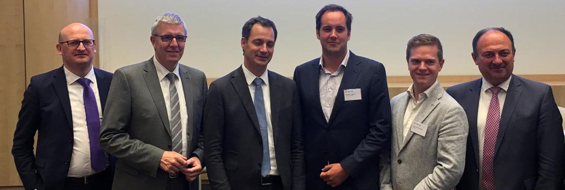 Eerste crowdfunding met taks shelter in België voorgesteld