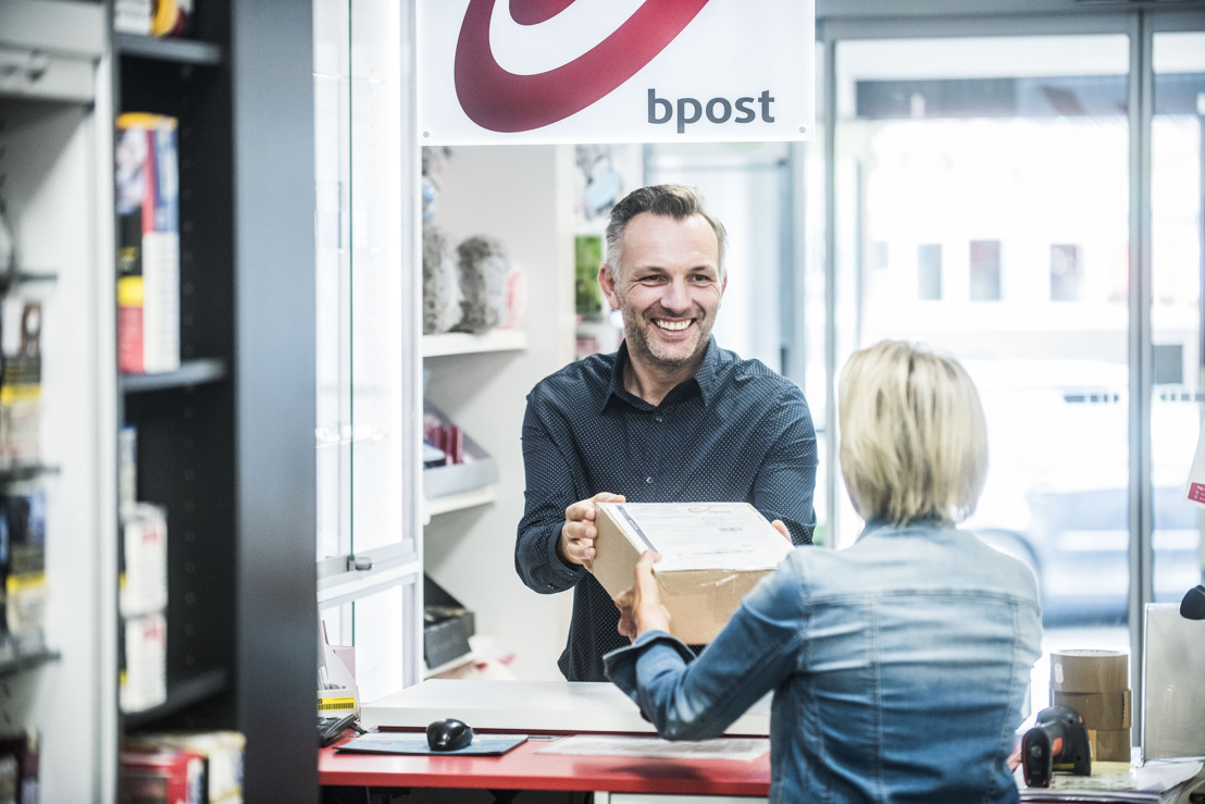 The bpost services during lockdown, drivers of growth and guarantee of stability for customers