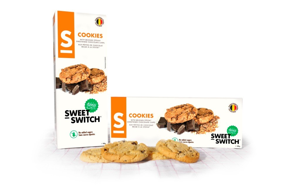 Sweet Switch Chocolate Chip Cookies