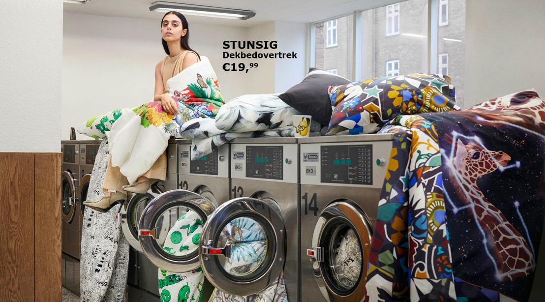 Van gewoon naar buitengewoon: IKEA stelt limited edition STUNSIG collectie voor