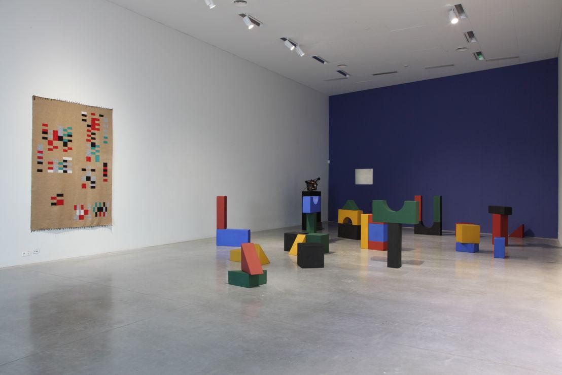 Yto Barrada. Lyautey Unit Blocks, 2010. Courtesy the artist and Sfeir-Semler Gallery, Hamburg/Beirut<br/>Photo (c) Dirk Pauwels