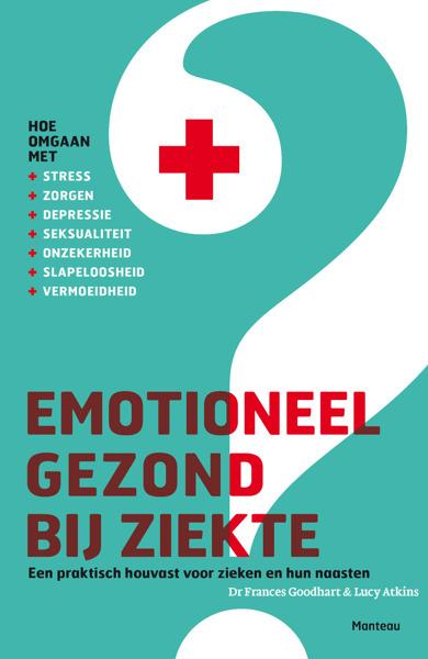 Cover Emotioneel gezond bij bij ziekte