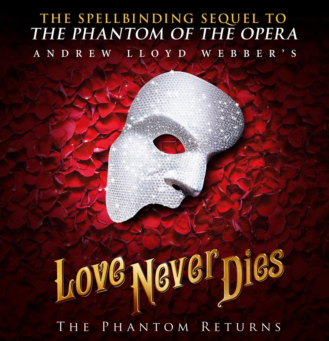 Andrew Lloyd Webber's Love Never Dies Will Play Atlanta's Fox Theatre November 28 - December 3