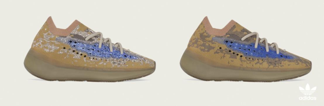 adidas + KANYE WEST anuncian el lanzamiento de YEEZY BOOST 380 Blue Oat RF y YEEZY BOOST 380 Blue Oat