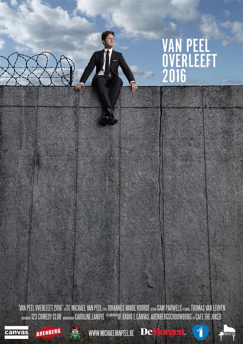 Michaël Van Peel overleeft 2016 - c() VRT