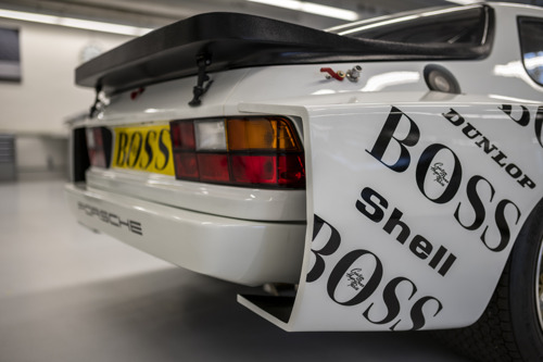 The legend of Porsche at Le Mans with exciting contemporary witnesses and anecdotes