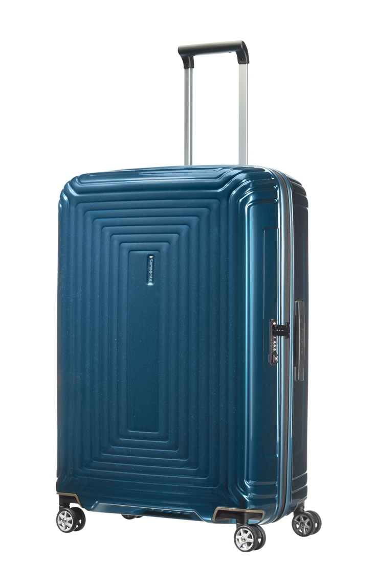 Samsonite - Neopulse -  Metallic Blue - vanaf  €219