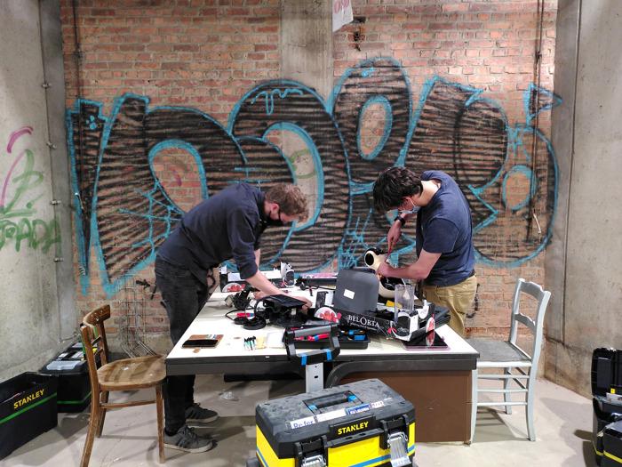 Leuven lanceert LeuvenFixt en Repair Hub